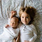 赤ちゃんが寝ない時はコレを試して!寝かしつける5つの方法